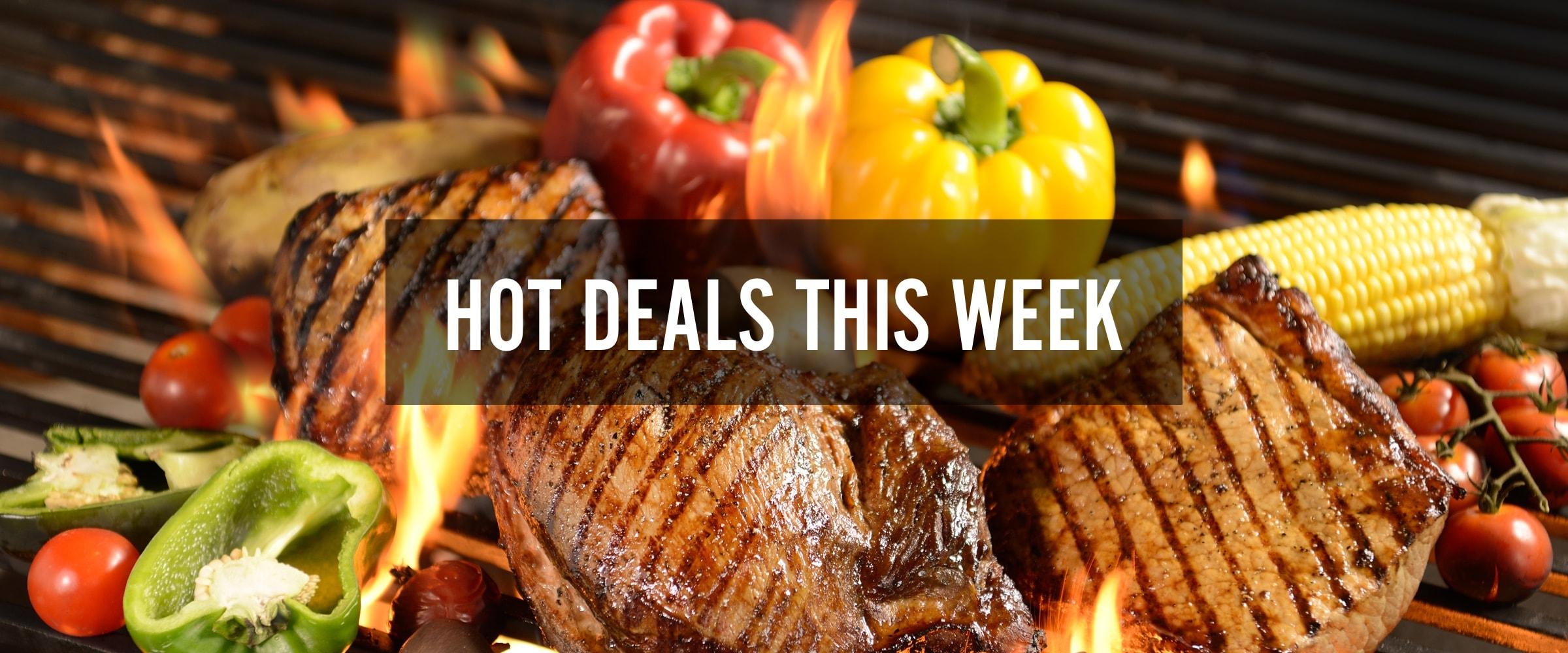 Hot Deals This Week